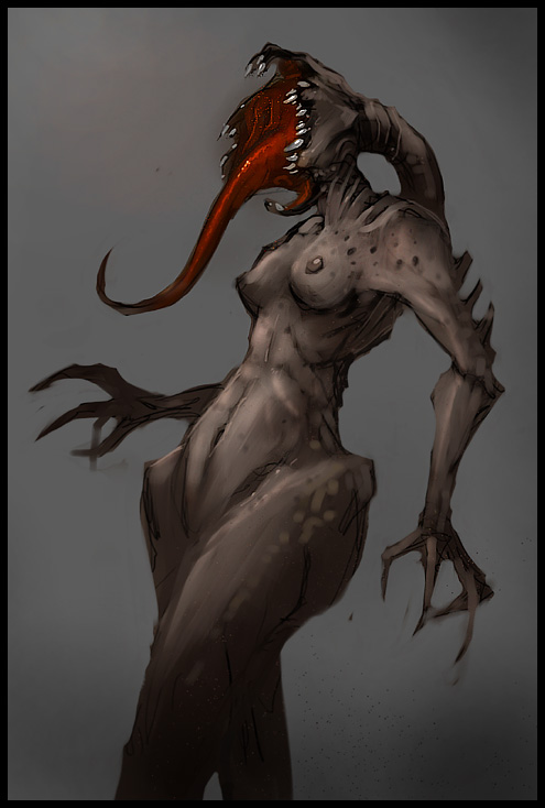 ArenaNET Challenge - 0.5 hr - Sexy Monster